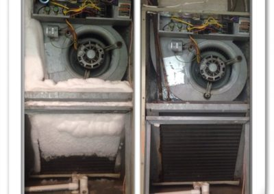 HWSE - Air Handler - Frozen